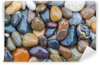 Papier Peint Vinyle Colorful de River Rock
