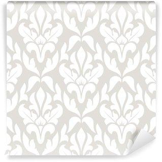 Papier Peint Vinyle Damassé sans soudure