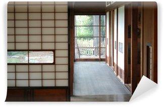 Papier Peint Vinyle De style japonais chambre