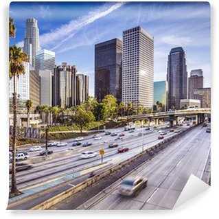 Papier Peint Vinyle Downtown Los Angeles, en Californie Cityscape