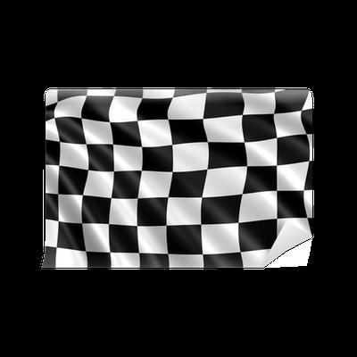 papier peint drapeau damier noir et blanc formule 1 pixers nous vivons pour changer. Black Bedroom Furniture Sets. Home Design Ideas