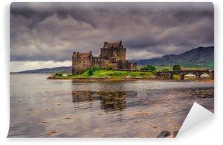 Papier Peint Vinyle Eilean Donan Castle, Highlands, en Ecosse
