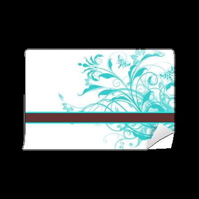 Papier peint fond bleu turquoise pixers nous vivons pour changer - Papier peint bleu turquoise ...