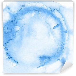 Papier Peint Vinyle Fond d'aquarelle