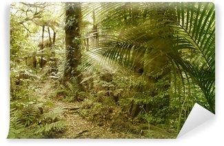 Papier Peint Vinyle Forest tropical