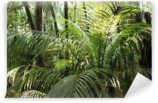 Papier Peint Vinyle Forêt jungle tropicale