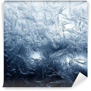 Papier Peint Vinyle Frosty motif fin de la nature