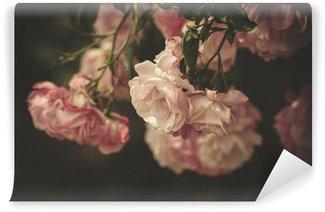 Papier Peint Vinyle Gentle roses