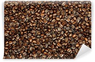 Papier Peint Vinyle Grains de café frais