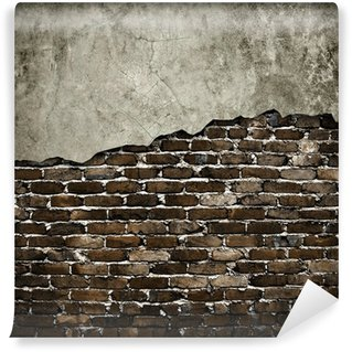 Papier Peint Vinyle Grunge mur /