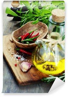 Papier Peint Vinyle Healthy food