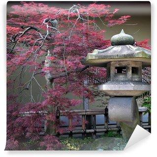 Papier Peint Vinyle Japanese garden
