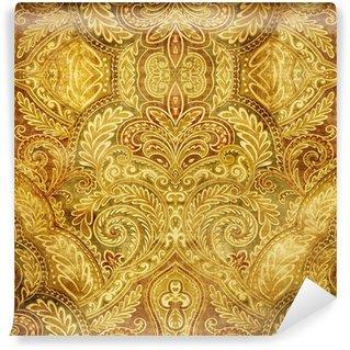 Papier Peint Vinyle Joli fond oriental rétro