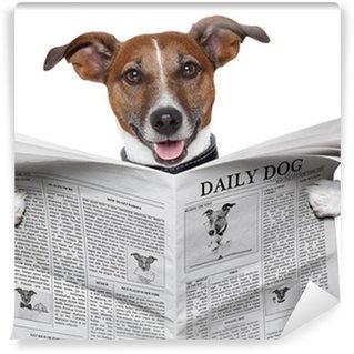 Papier Peint Vinyle Journal de chien