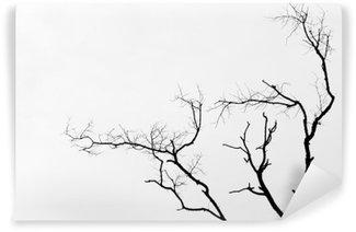 Papier Peint Vinyle Le noir et blanc