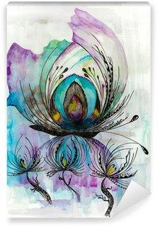 Papier Peint Vinyle Lumière Schmetterlingseffekt