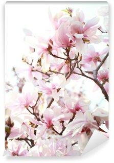 Papier Peint Vinyle Magnolia