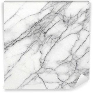 Papier Peint Vinyle Marbre blanc (High.Res.)
