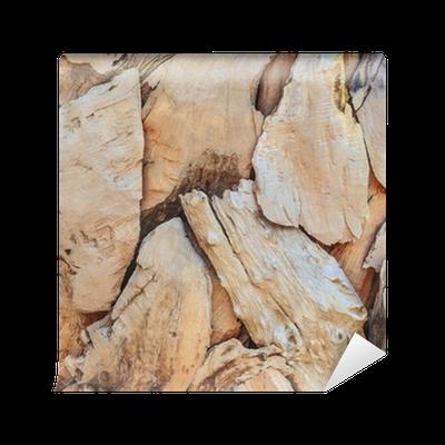 Papier peint morceaux de bois flott plage pixers for Bois flotte suisse