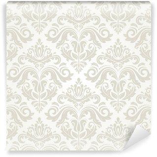 Papier Peint Vinyle Motif Orient seamless. Résumé Contexte