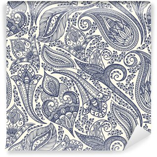 Papier Peint Vinyle Motif paisley