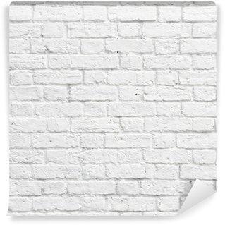 papier peint brique blanc good papier peint effet brique. Black Bedroom Furniture Sets. Home Design Ideas