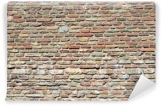 Papier Peint Vinyle Mur de briques. Fond