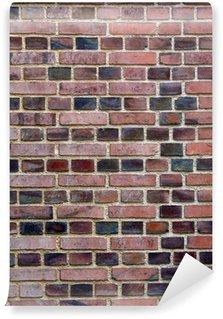 Papier Peint Vinyle Mur de briques