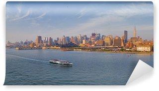 Papier Peint Vinyle New york panorama