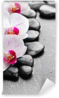 Papier Peint Vinyle Orchidée