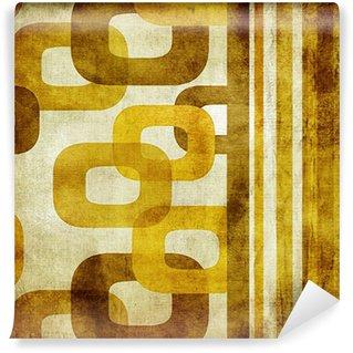 Papier Peint Vinyle Papier peint retro