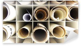 Papier Peint Vinyle Planification