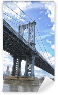 Papier Peint Vinyle Pont à New York