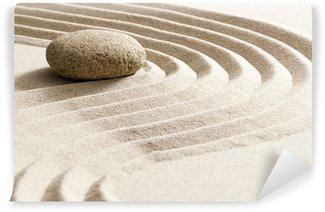 Papier Peint Vinyle Réflexion zen
