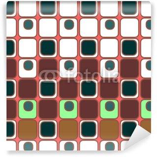 Papier Peint Vinyle Rétro fond brun
