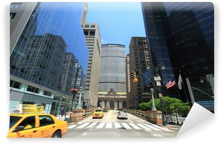 Papier Peint Vinyle Rues de New York