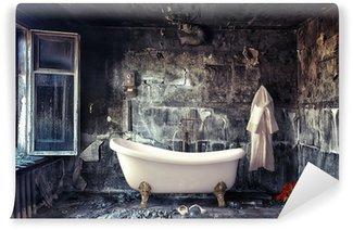 Papier Peint Vinyle Salle de bain