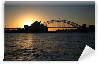 Papier Peint Vinyle Sydney Harbour ..