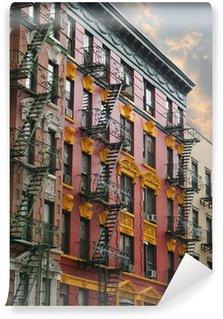 Papier Peint Vinyle Tenements de New York