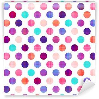 Papier Peint Vinyle Transparente cercles texture de fond