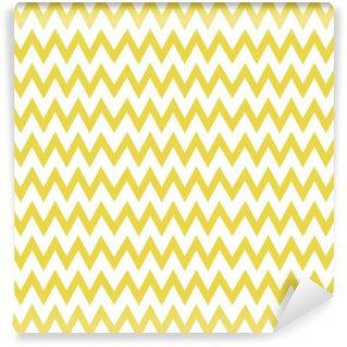 Papier Peint Vinyle Vecteur modèle Zigzag