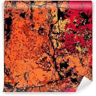 Papier Peint Vinyle Vector Background Grunge