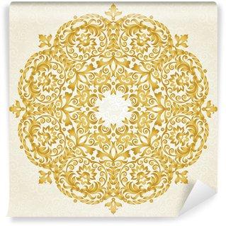 Papier Peint Vinyle Vector ornement dans le style victorien.