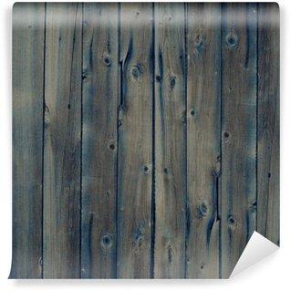 Papier Peint Vinyle Vintage fond en bois