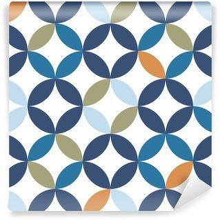Papier Peint Vinyle Vintage seamless pattern