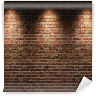 Papier Peint Vinyle Wall brick