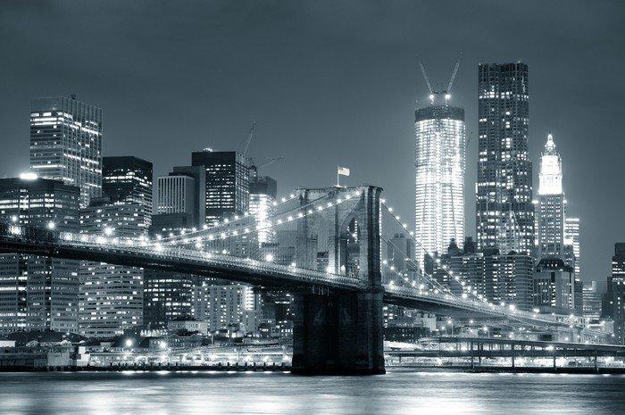 Pentaptyk New York City Brooklyn Bridge -