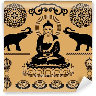 buddhist singles in walls Buddha wall art buddha painting yoga print by fineartcenter buddha painting, buddhism, spiritual art thousands of candles can be lit from a single candle.