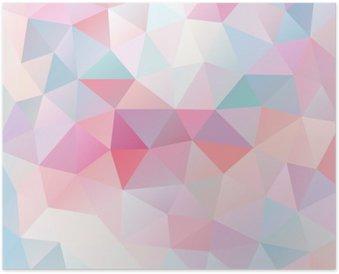 Plakát Abstract background
