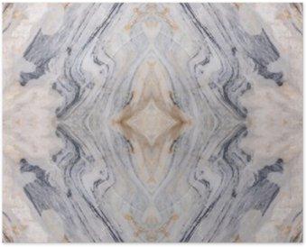 Plakát Abstrakt povrch mramorová podlaha vzor textury na pozadí